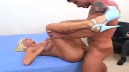 blonde swede fucked by big cock - scene 6