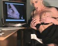 Really Hot Sexy Secretary - scene 9