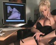 Really Hot Sexy Secretary - scene 12