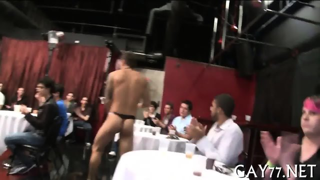 A hot meaty stripper cock