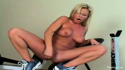 BREE THE GYM - scene 12