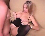 hot wife rio blows her boss - scene 10