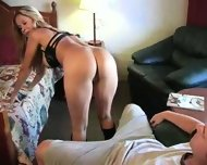 hot wife rio - patent leather - scene 4