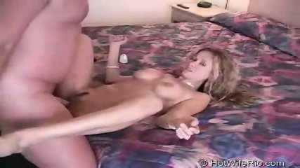 Hot Wife Rio - Stroking and Fucking - scene 8