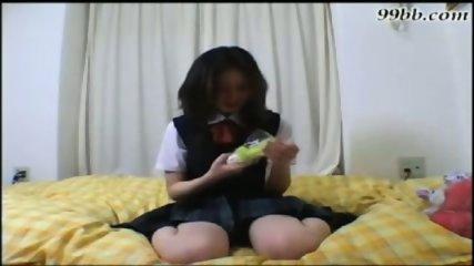 Sakurako Tokiwa - Schoolgirl Uncensored - scene 1