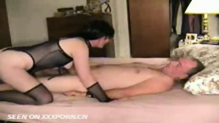Homemade - Handcuffed dude fucked by mistress - scene 11