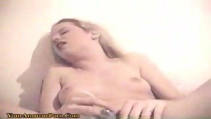 Blond girl likes to squirting - scene 8