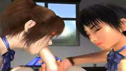 Umemaro 3D - Senpai - scene 9