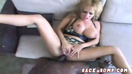 Trina Michaels Tackles A Monster.. - scene 10