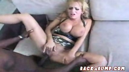 Trina Michaels Tackles A Monster.. - scene 11