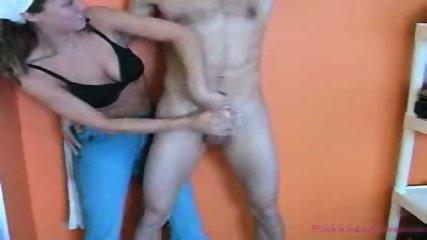 Kinky Handjob - scene 1