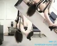 Homemade - Swining Fun - Sex on a swing - scene 5