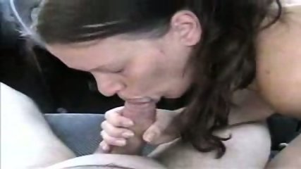 Girl fucks Boy in Car - scene 2
