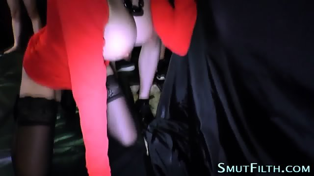 Euro whore sucking bbc