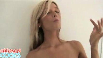 Carmen Cocks - cotton Panties with Ice - scene 6