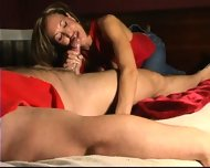 Brandi Love - POV Blowjob in Bedroom - scene 8