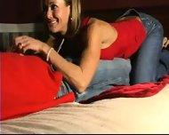 Brandi Love - POV Blowjob in Bedroom - scene 2