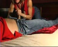 Brandi Love - POV Blowjob in Bedroom - scene 5
