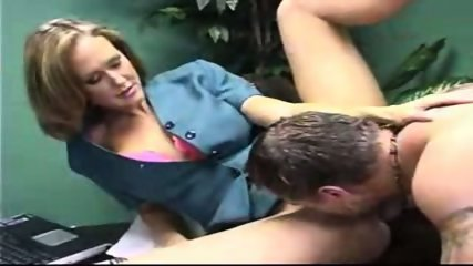 Brandi Love blowjob at Office - scene 3