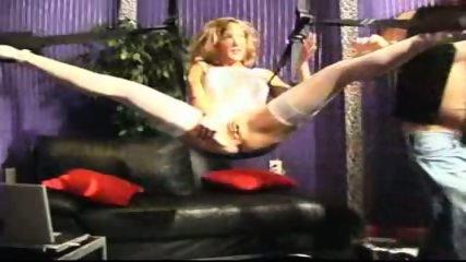 Brandi Love takes a huge load of cum. - scene 2