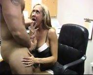 Brandi Love having sex at the Office - scene 12