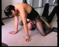 Female Authority - Kat - Executive In Charge - scene 7