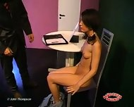 Schoolgirl abused by many men - scene 2