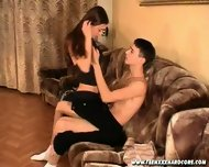 400th Upload - Fun in Russia 2 - Olya and Alexey - scene 2