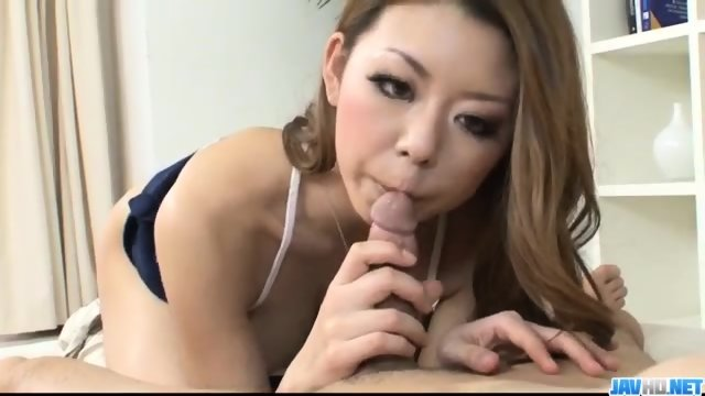Amazing POV porn play with superb Ryuu Narushima