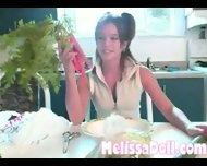 Melissa Doll - Salad Anyone - scene 1