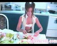 Melissa Doll - Salad Anyone - scene 12