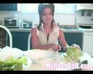 Melissa Doll - Salad Anyone - scene 2