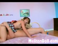 Melissa Doll - Giving Nick a BJ - scene 5