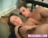 Melissa Doll - Gym Training - scene 12