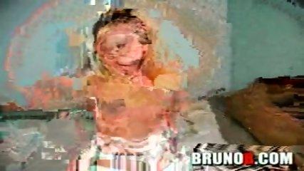 Melissa Doll - BrunoB clip w blond wig - scene 2