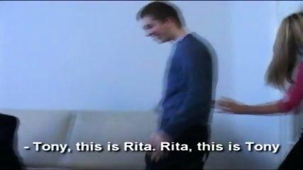 Russian threesome - scene 2