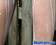 Brooke Skye - Milk Bath - scene 11