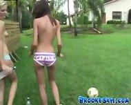 Brooke Skye - Soccer with a Friend - scene 2