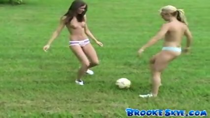 Brooke Skye - Soccer with a Friend