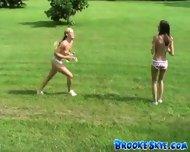 Brooke Skye - Soccer with a Friend - scene 6