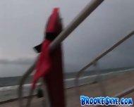 Brooke Skye - 2005-06-03 - Hot pink bikini - scene 8