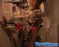 Brooke Skye - 2005-06-03 - Hot pink bikini - scene 2