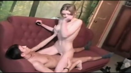 Amateur - Skinny Russian Teen - scene 12