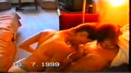 Amateur - Couple fucks in motel room - scene 2