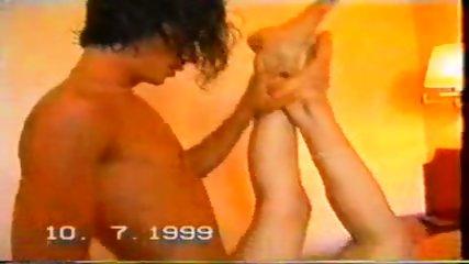 Amateur - Couple fucks in motel room - scene 6
