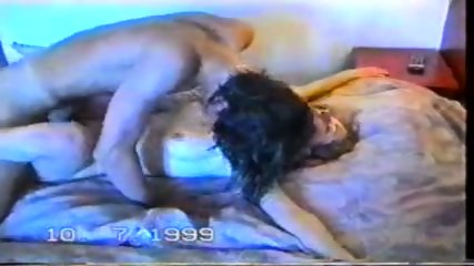 Amateur - Couple fucks in motel room - scene 7