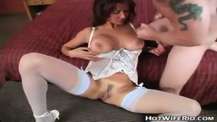 Hot Wife Rio - Hoeny Housewife - scene 12