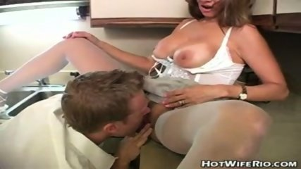 Hot Wife Rio - Hoeny Housewife - scene 4