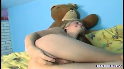 Kiraly Katalin with Toy - scene 10