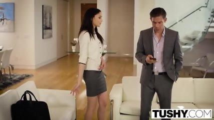 TUSHY Ariana Marie First Anal - scene 5